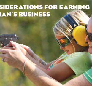 6 Considerations For Earning A Woman's Business